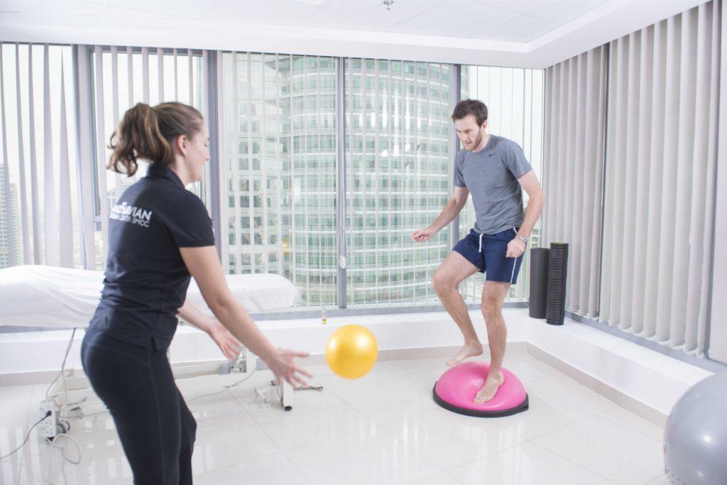 Sports rehabilitation & Return to play