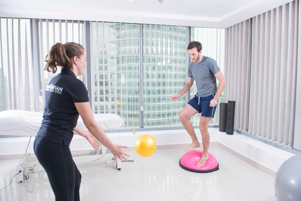 Sports Rehabilitation & Return To Play