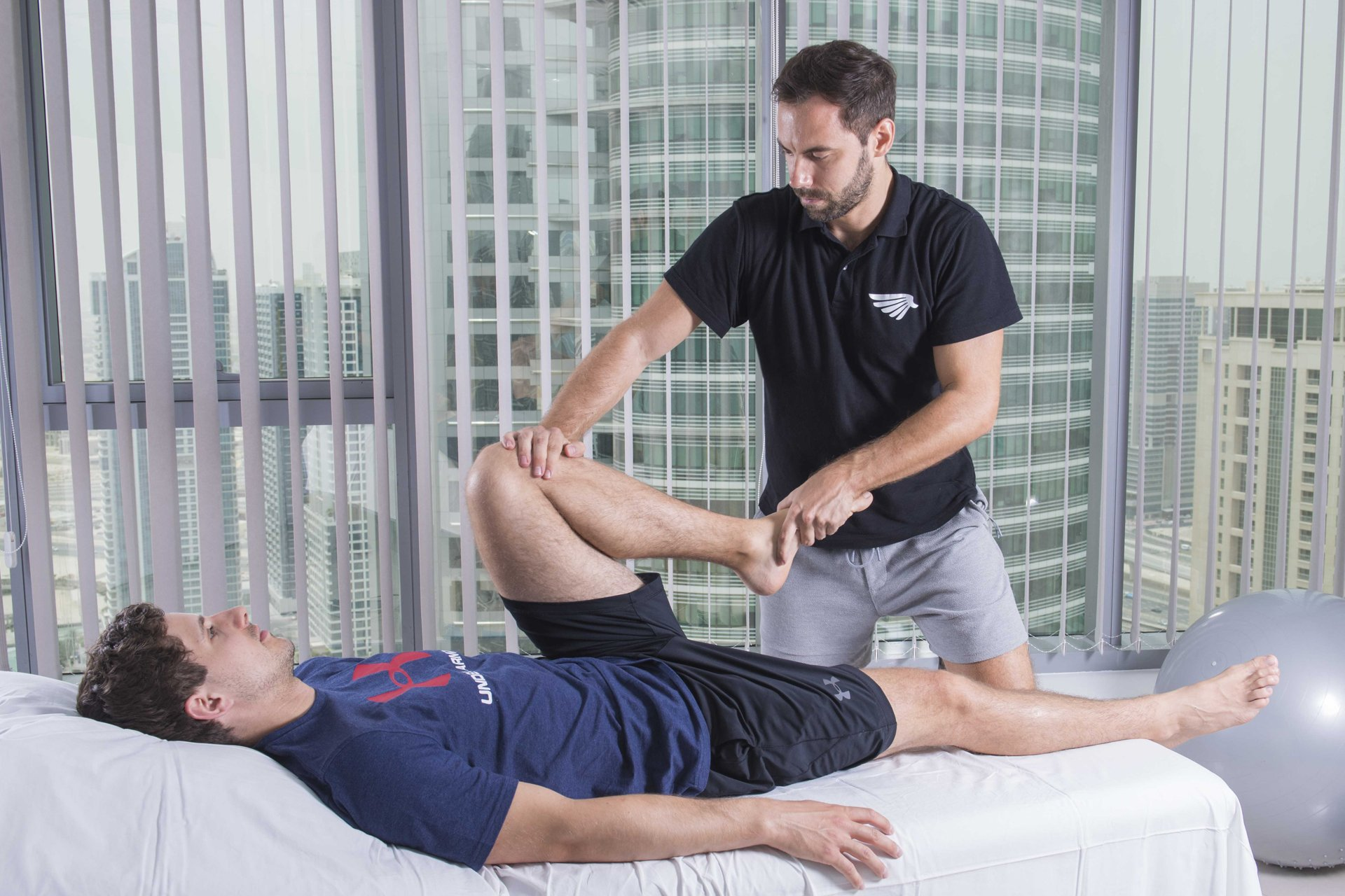 Deep Tissue Sports Massage Dubai