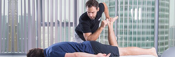 sports massage in dubai