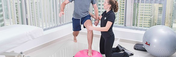 sports rehab dubai
