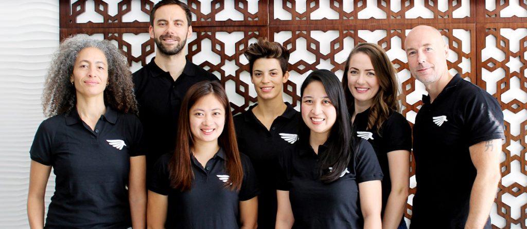 ScanPhys Dubai team