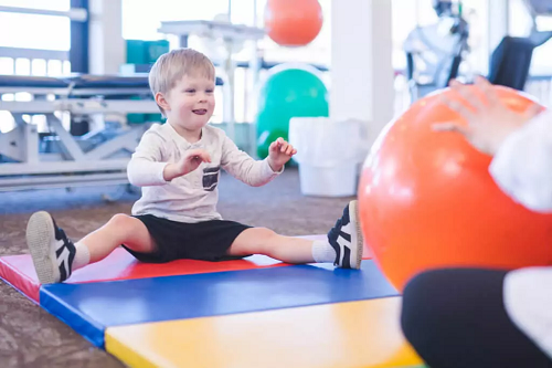 Physical Therapy for Kids with Cerebral Palsy