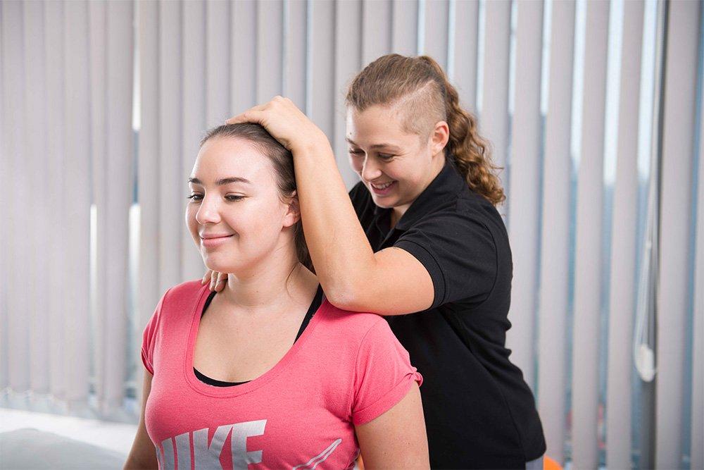 craniosacral therapy in Dubai